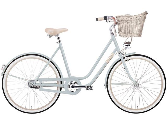 Creme Molly City Bike blue